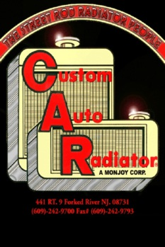 For All Your Custom Radiator Needs